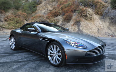 2019 Aston Martin DB11 V8 Volante Review | Digital Trends