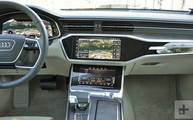 Audi MMI Touch Response Infotainment System Review | Digital