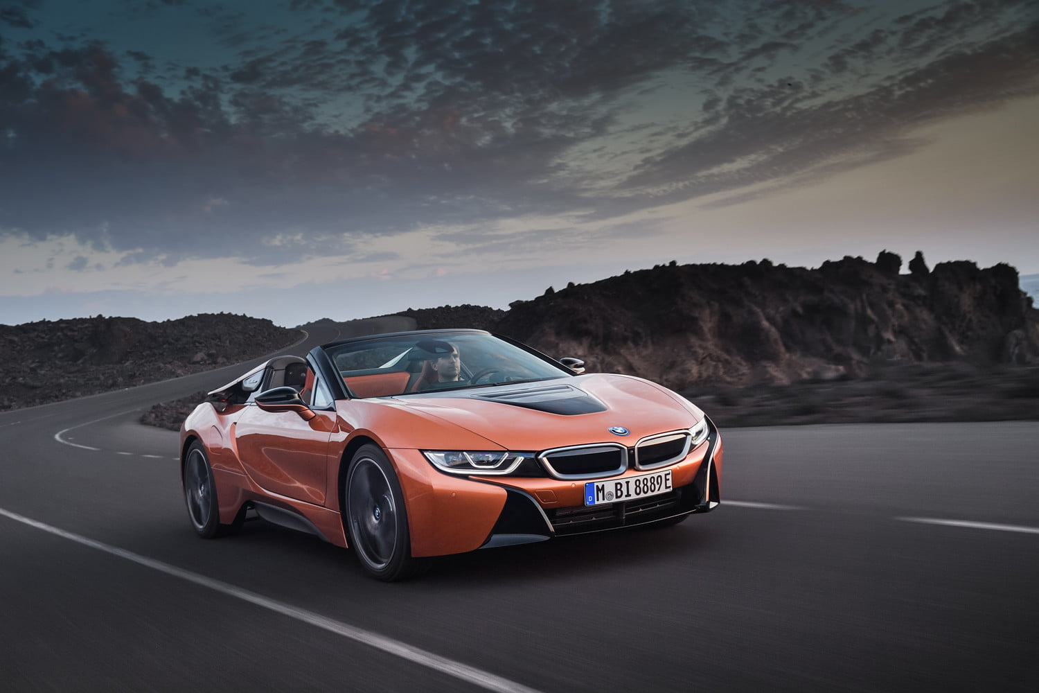 New Bmw Hybrid Supercar Could Replace I8 Report Says