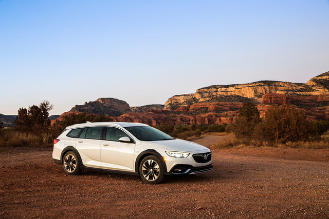 best wagons 2019 buick regal tourx
