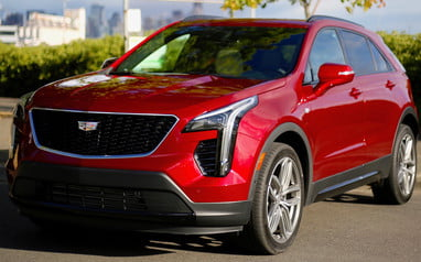 2019 Cadillac XT4: News, Platform, Engine, Price >> 2019 Cadillac Xt4 First Drive Pictures Specs Pricing