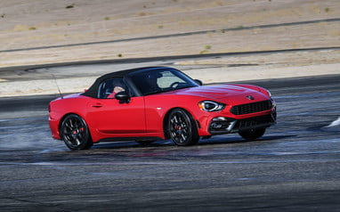 2019 Fiat 124 Spider Abarth First Drive Review | Digital Trends