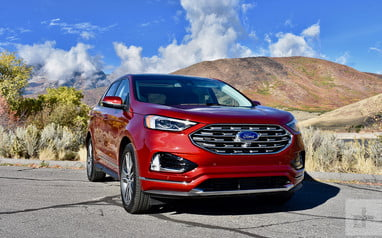 2019 Ford Edge: News, Changes, Arrival >> 2019 Ford Edge First Drive Review Digital Trends