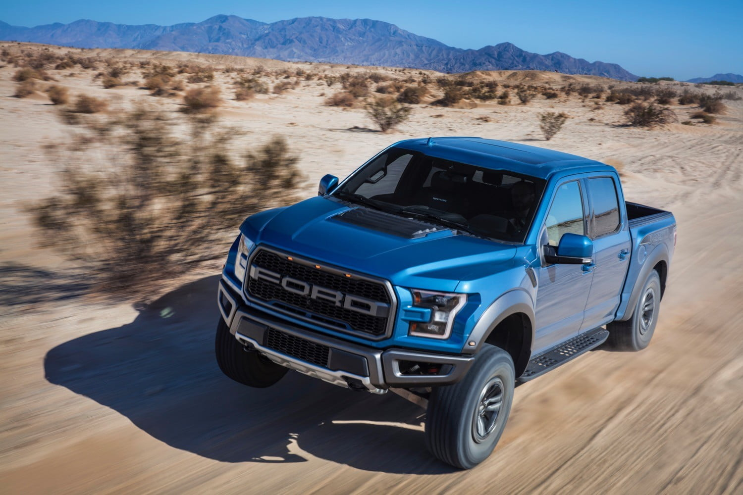 2019 Ford F 150 Raptor Adds Adaptive Dampers Trail Control