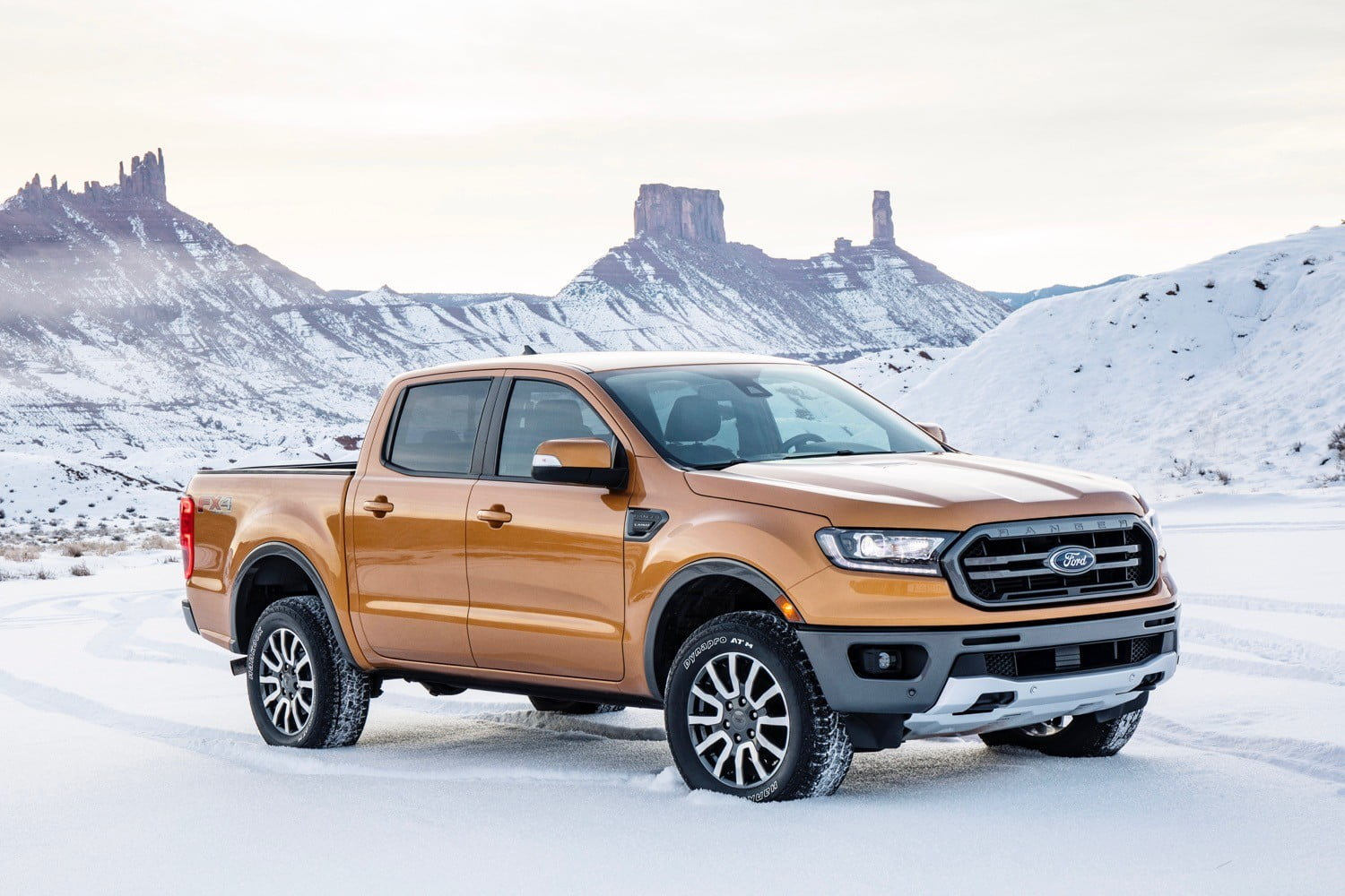 2019 Ford Ranger Online Configurator Launched Pricing