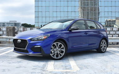 2019 Hyundai Elantra Gt N Line Review The Case For Basic