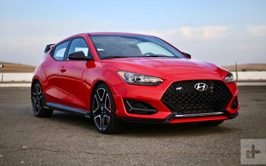 2019 Hyundai Veloster N First Drive Review | Digital Trends