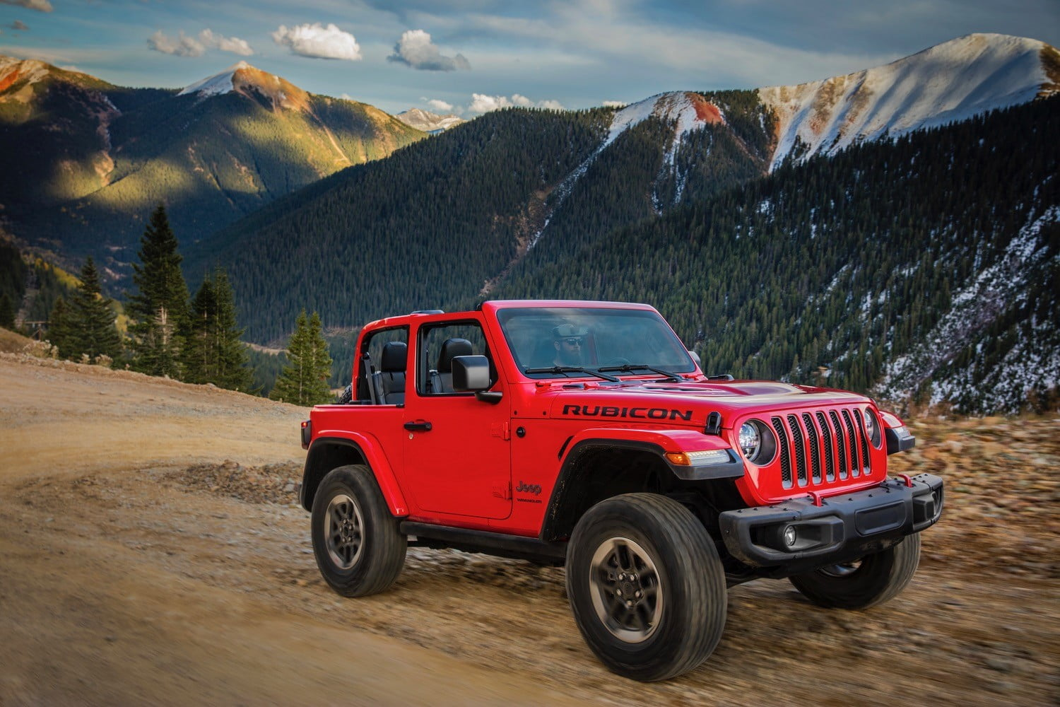 Good Jeep Names >> The Best Off Road Vehicles For 2019 Digital Trends