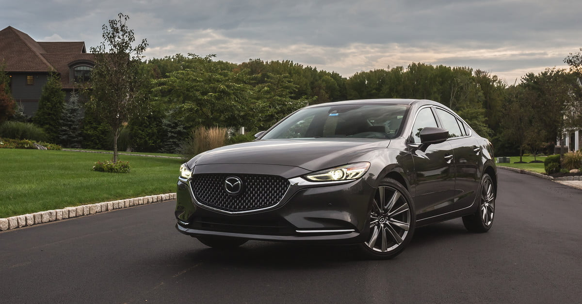 2020 Mazda 6 Redesign, Release Date, AWD, Coupe, Turbo >> 2019 Mazda 6 Signature Turbo Review Digital Trends