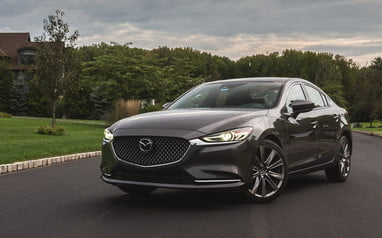2020 Mazda 6 Review.2019 Mazda 6 Signature Turbo Review Digital Trends