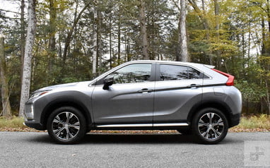 2019 Mitsubishi Eclipse Cross First Drive Review Digital