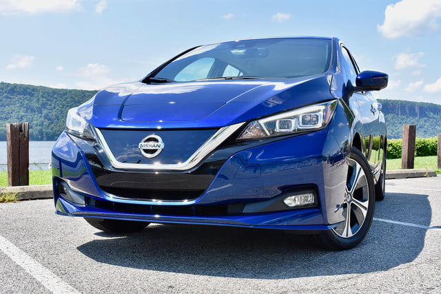 2019 nissan leaf plus review 9