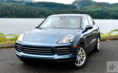 2019 Porsche Cayenne E-Hybrid First Drive Review | Digital