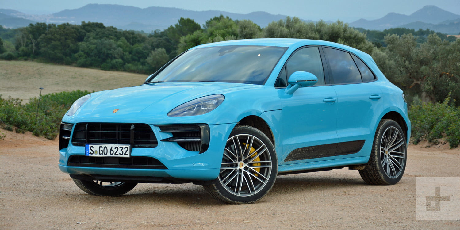 2019 Porsche Macan S Review Small Fun Affordable For A