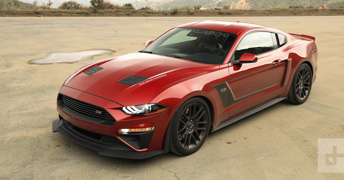 Roush Stage 3 >> 2019 Roush Stage 3 Mustang Review | Digital Trends