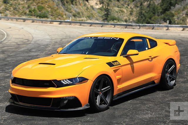 2019 Saleen 302 Black Label Mustang review