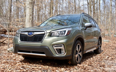 2020 Subaru Forester: Specs, Design, Price >> 2019 Subaru Forester Touring Review Spacious Above All Else