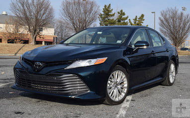 2019 Toyota Camry XLE V6 Review: A Reliable Pick Gets Better