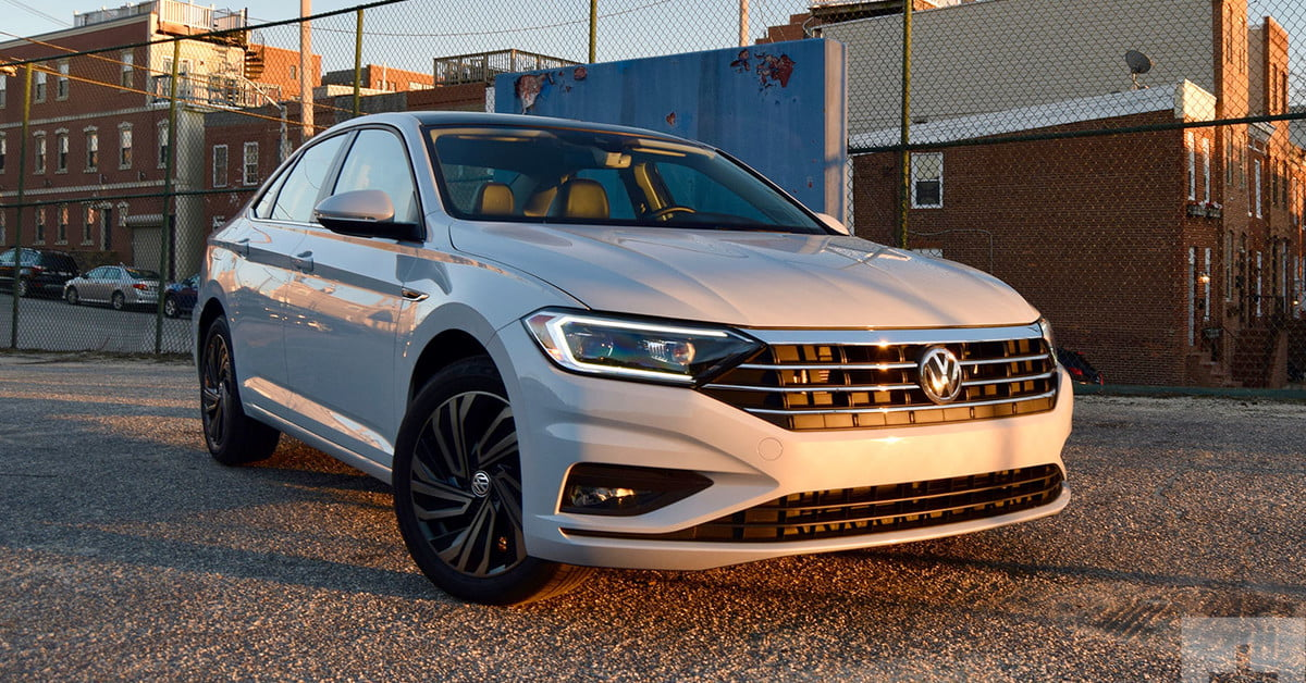 2019 Volkswagen Jetta offers German refinement and tech at an affordable  price
