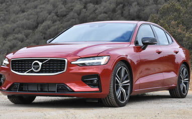 2019 Volvo S60 First Drive Review Digital Trends