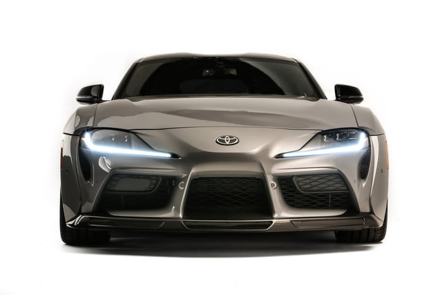 toyota displaying eight supra based builds at sema 2019 grsupra hyperboost 04