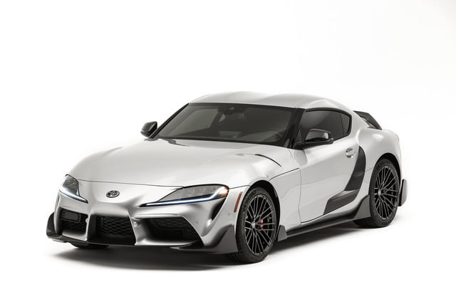 toyota displaying eight supra based builds at sema 2019 grsupra performanceline 04