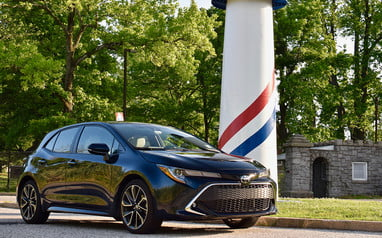 2019 Toyota Corolla XSE Hatchback Review: For 2019 the