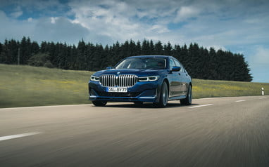 The 2020 Alpina B7 Has Tech And Power In Spades Digital Trends