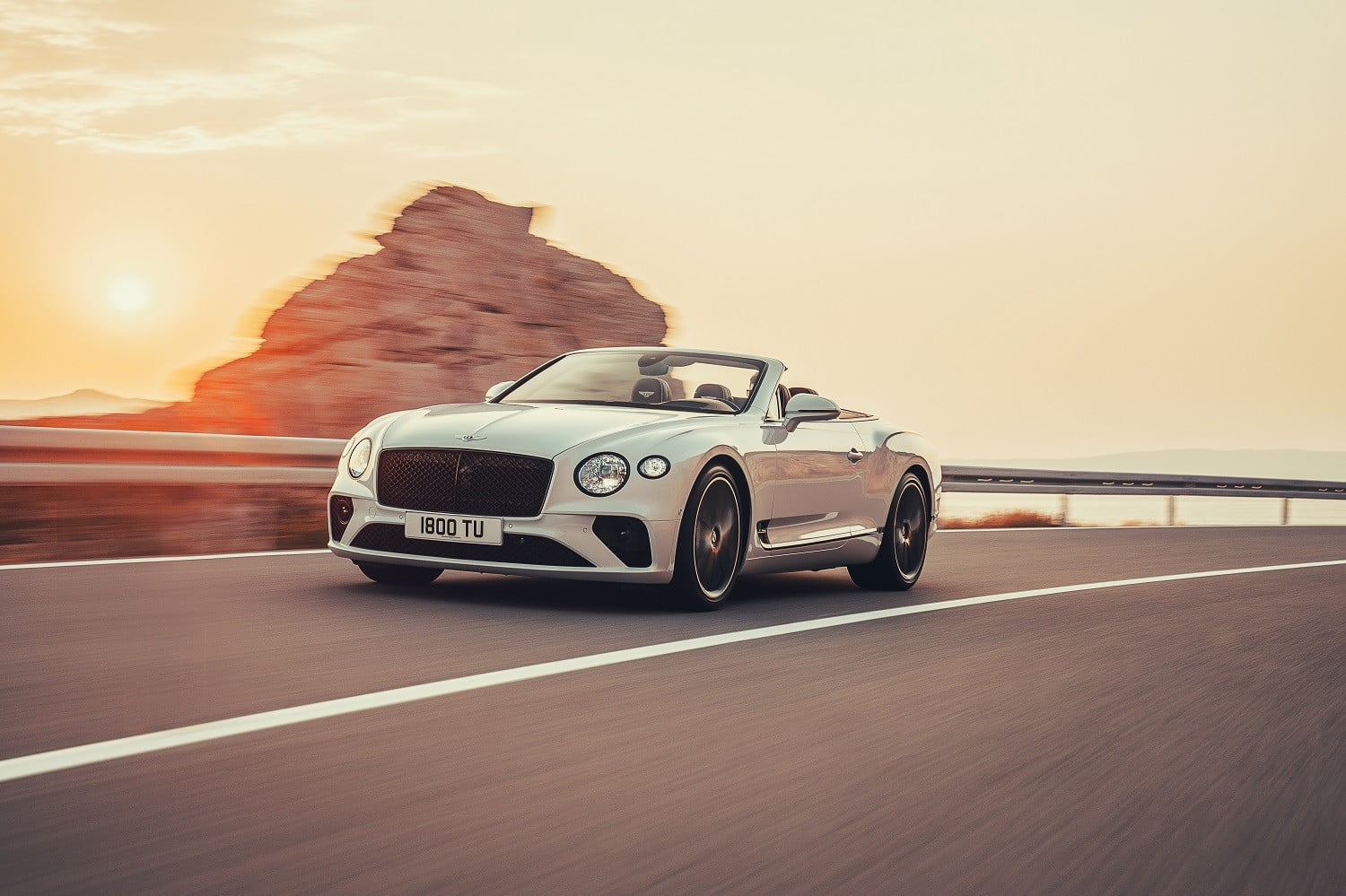 The Bentley Continental GT Convertible is a jet setter's dream come true