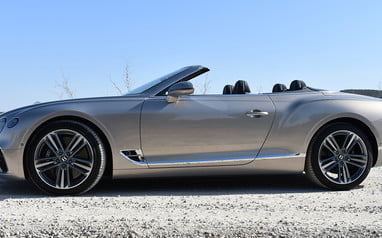 2020 Bentley Continental Gt Convertible First Drive Review