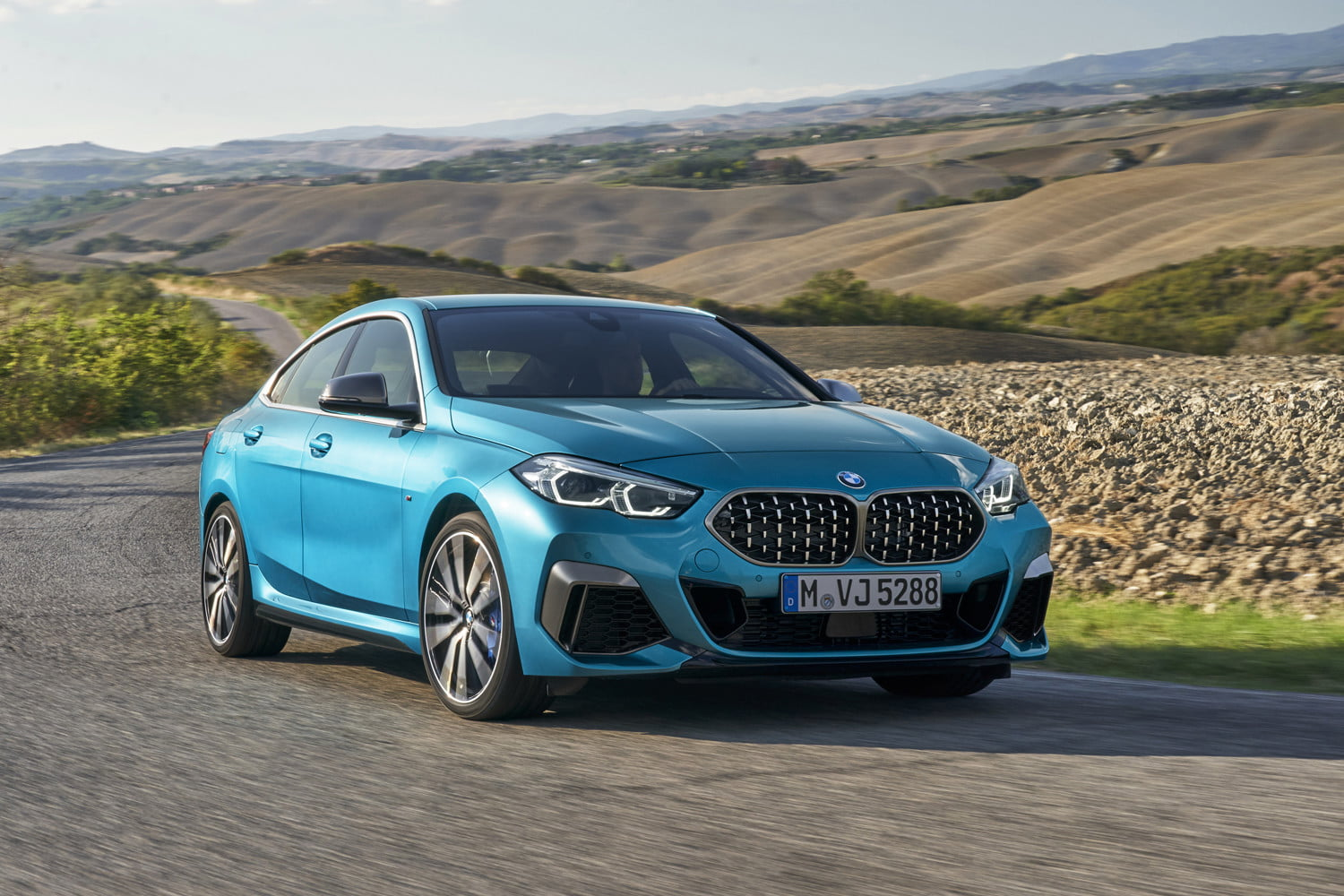 BMW's entry-level 2 Series Gran Coupe packs big tech in a small package