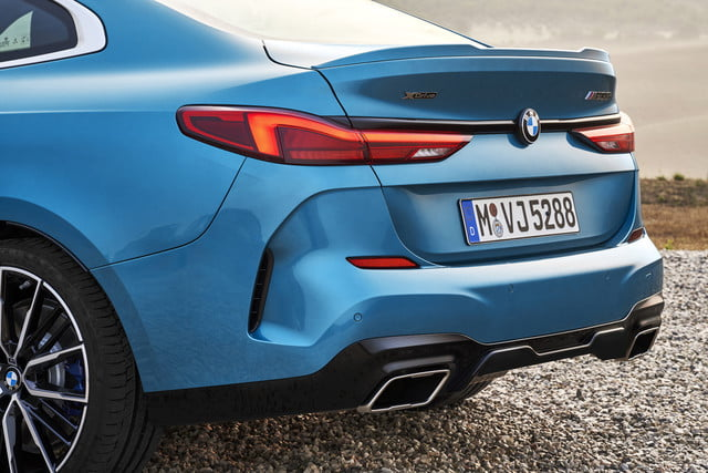 2020 bmw 228i m235i gran coupe unveiled as entry level sedans 2 series gc off 10