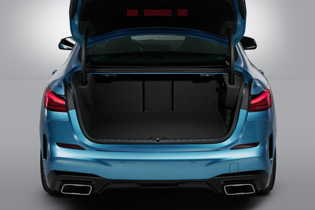 2020 bmw 228i m235i gran coupe unveiled as entry level sedans 2 series gc off 19