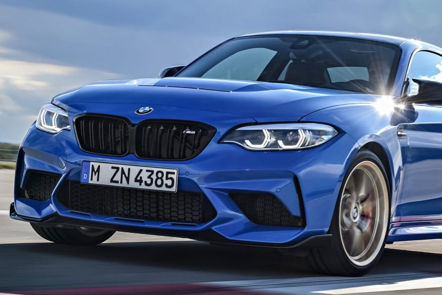 2020 Bmw M2 Cs More Power Less Weight Limited