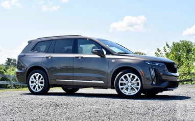2020 Cadillac Xt6 First Drive Review Digital Trends