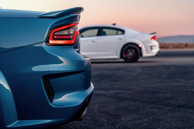 2020 dodge charger srt hellcat widebody and scat pack  front back