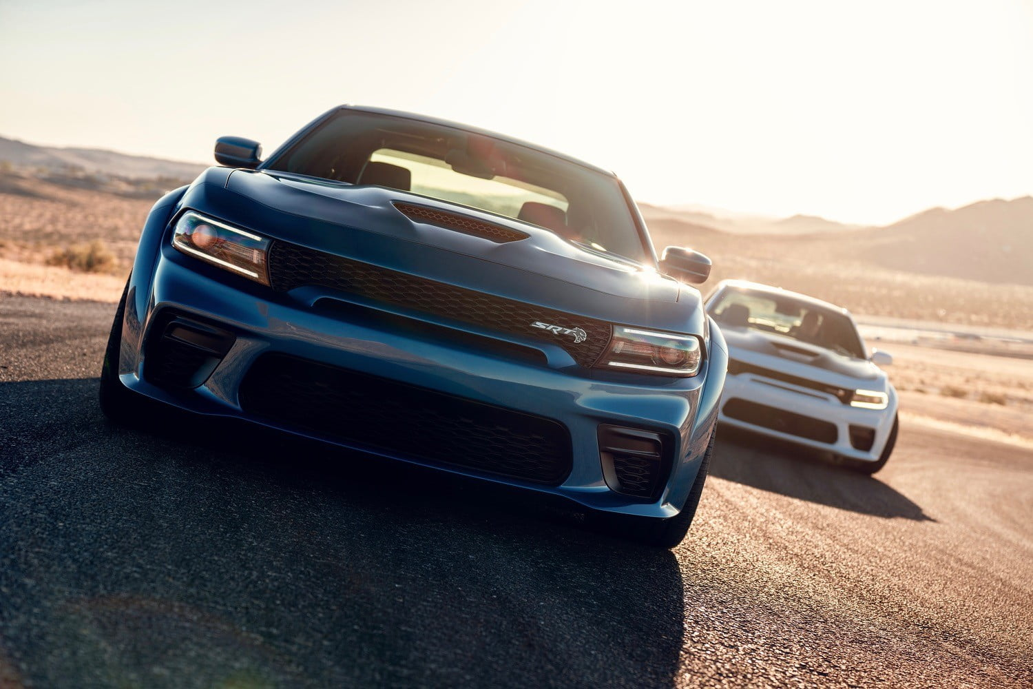 2020 Dodge Charger Hellcat and Scat Pack Widebody Models