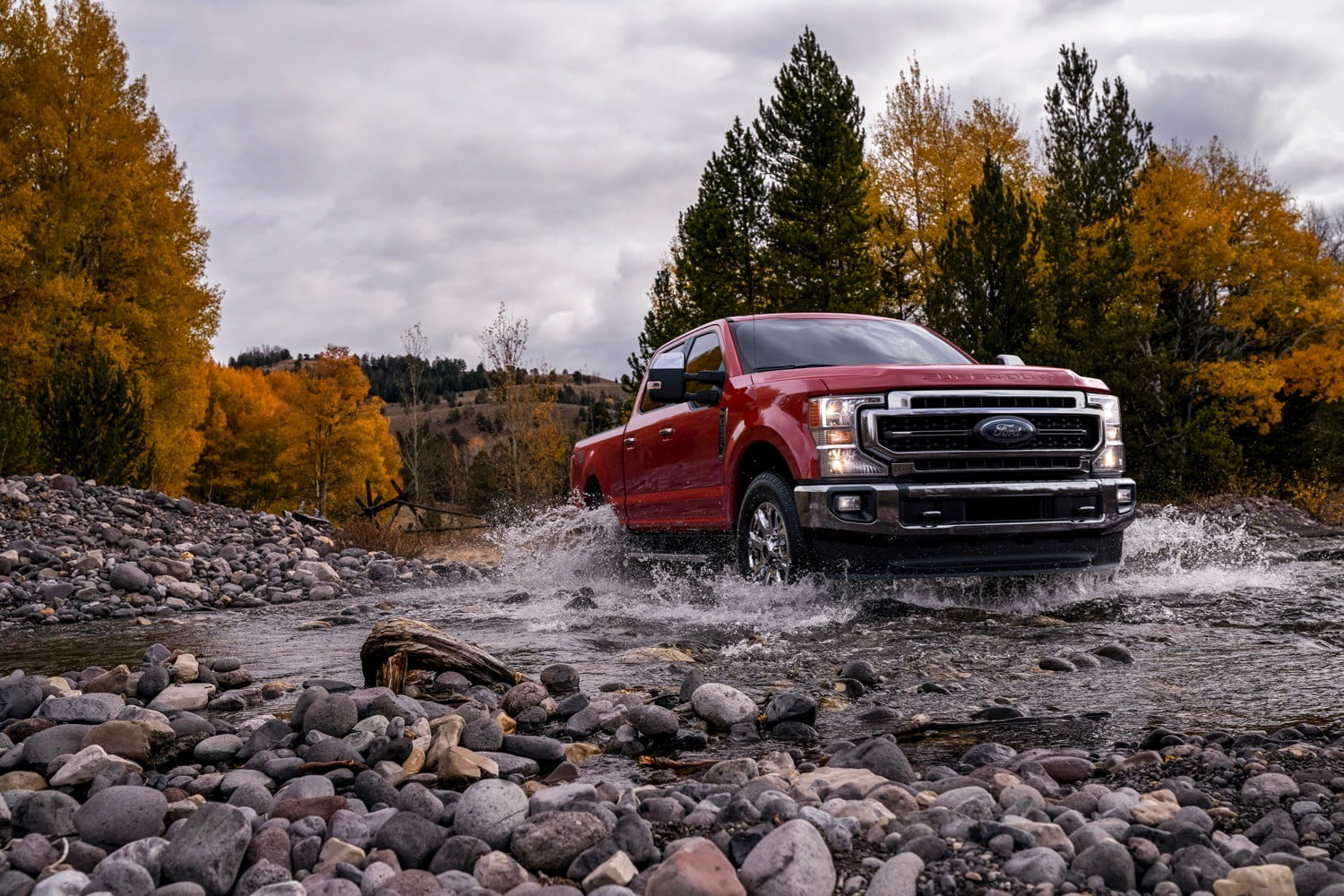 2020 Ford F Series Super Duty Gets New Engine More Tech