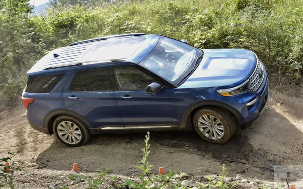 2020 Ford Edge Price, Hybrid, Third Row >> 2020 Ford Explorer First Drive Review Don T Judge A Book By