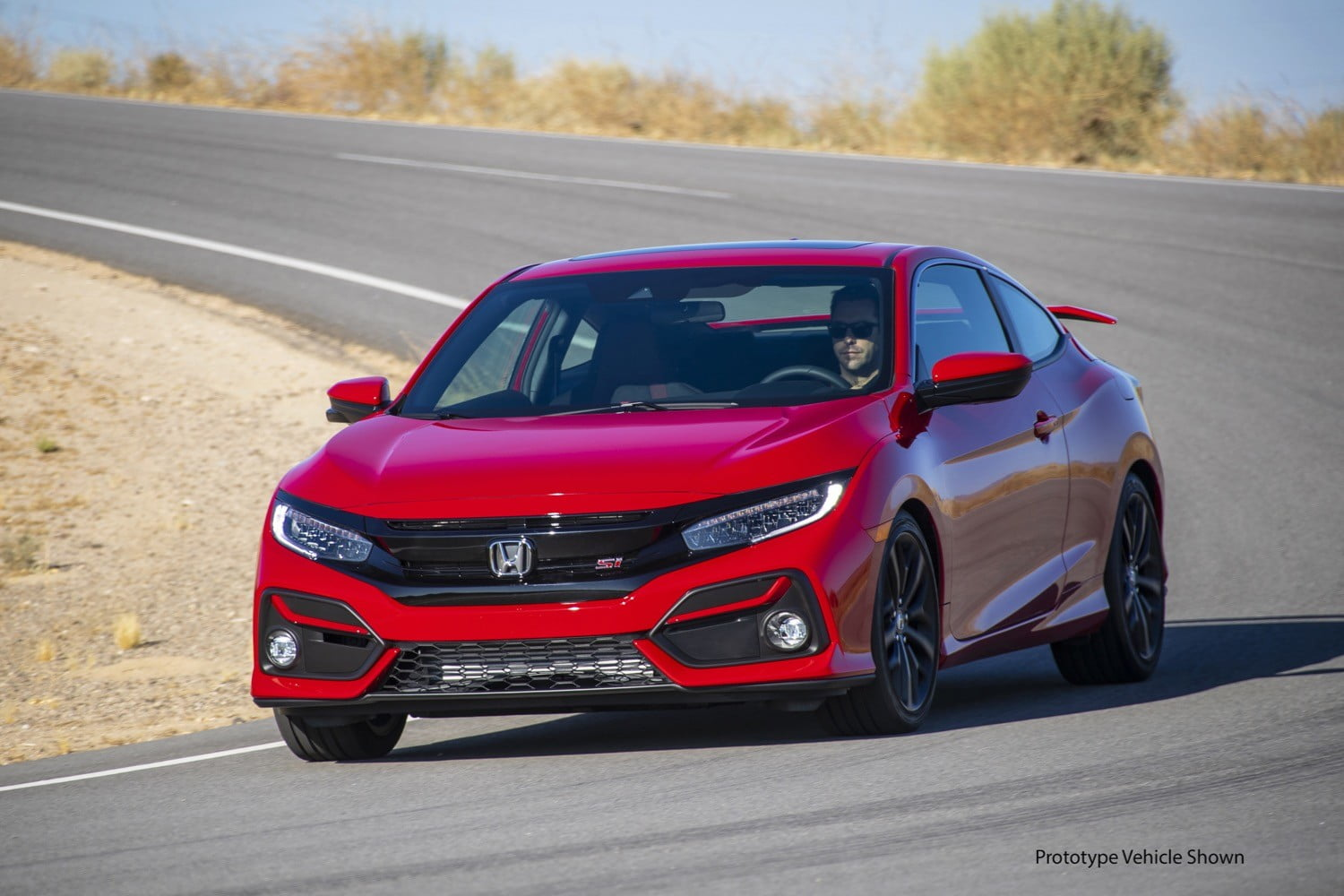 2020 Honda Civic Si coupe and sedan get artificially enhanced engine sounds