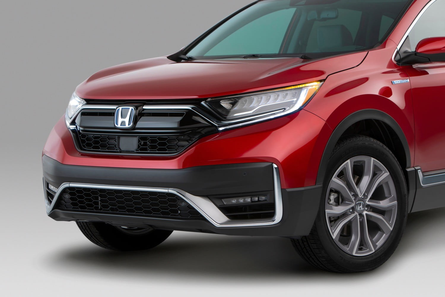 The Honda CR-V Hybrid is more important than you think