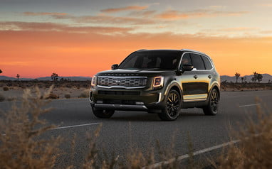 2020 Kia Telluride SUV Is a Gentle Giant of a Family Car