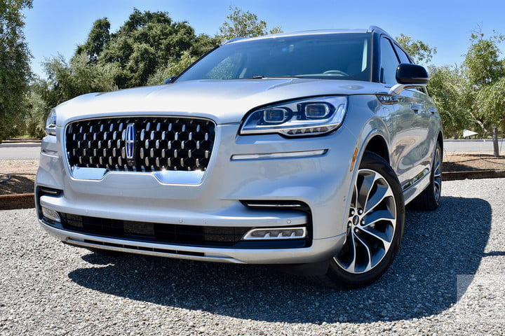 2020 Lincoln Aviator first drive review