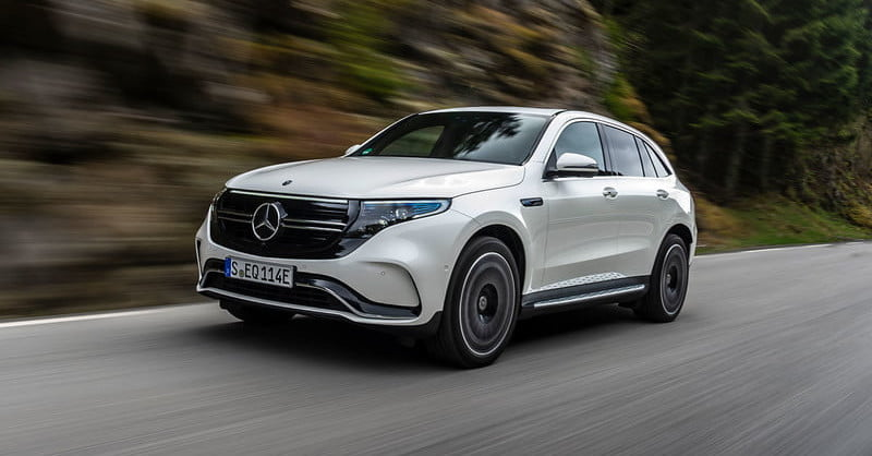 2020 Mercedes-Benz EQC First Drive Review: Luxury