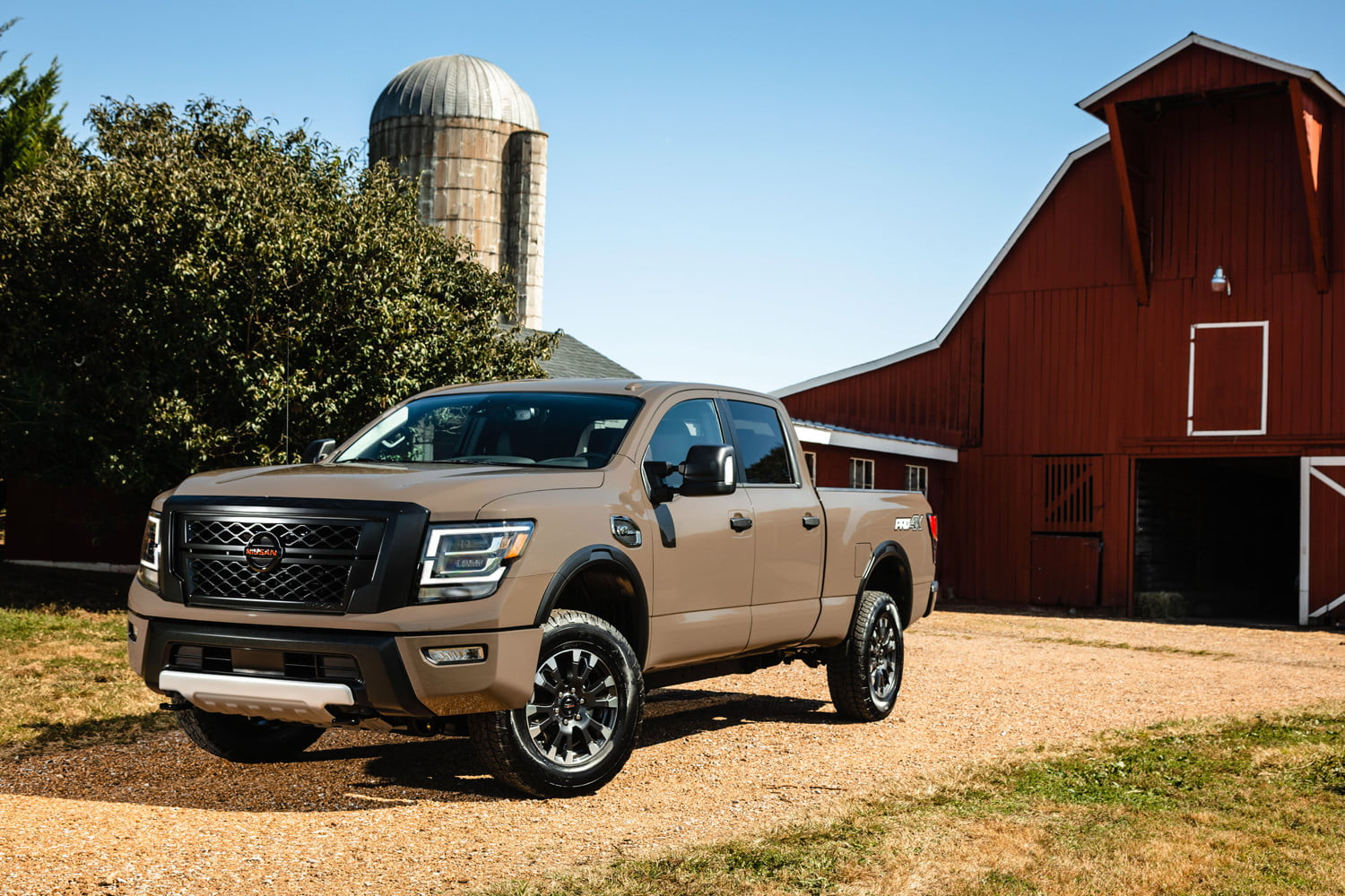 Nissan turns the Titan XD pickup truck into a smarter, better-behaved brute