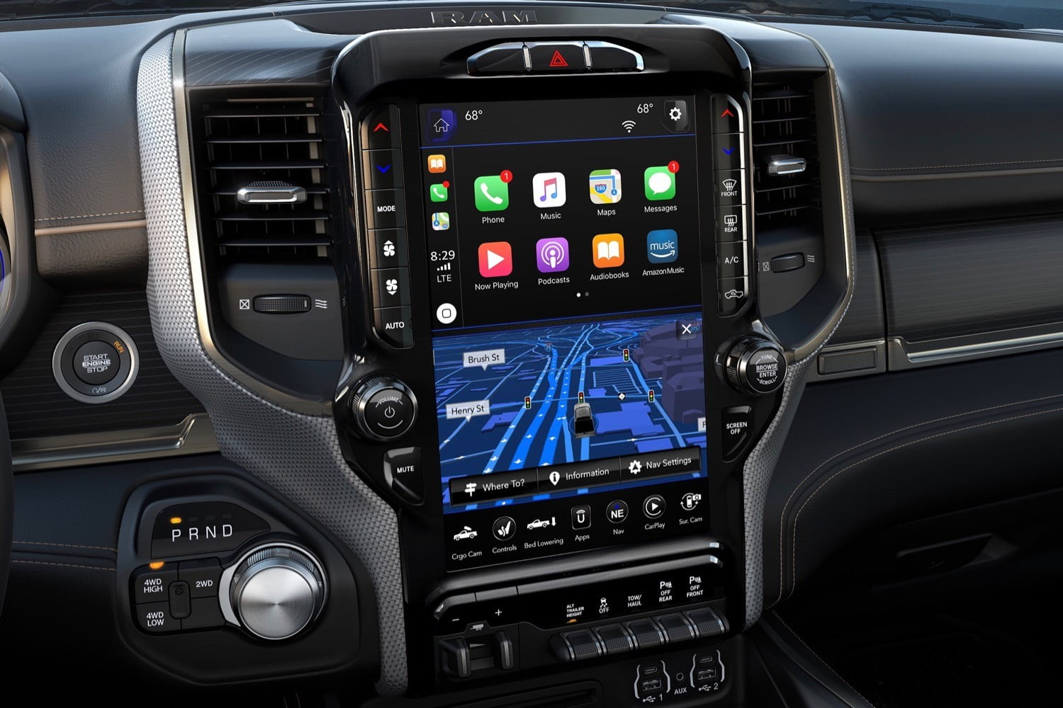 Best Infotainment Systems In 2020 Cars And Trucks Digital Trends