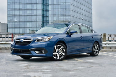 2020 Subaru Legacy Limited Xt Review Awd Turbo And Tech Digital Trends