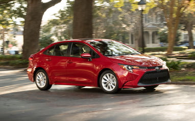 2020 Corolla Review.2020 Toyota Corolla First Drive Review Digital Trends