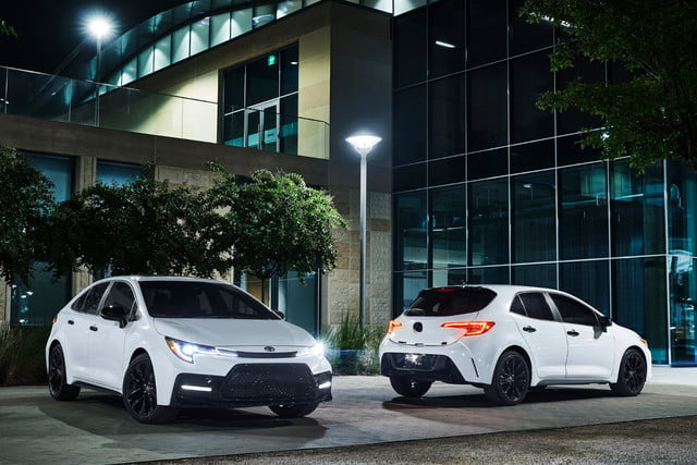toyota raises the curtain on 2020 corolla nightshade editions 14  1