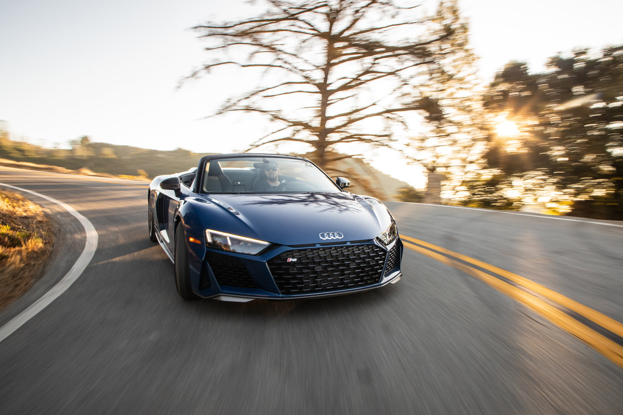 2020 Audi R8 Performance Spyder First Drive: Super Grocery-getter